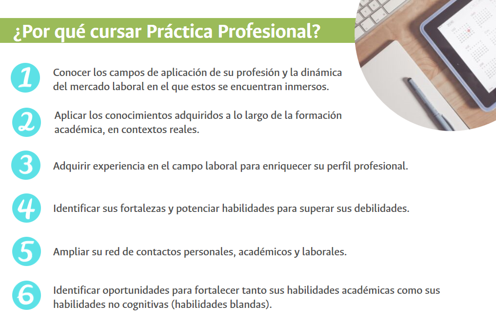 Beneficios practica